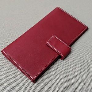 🆕💸Mundi minimalist leather wallet